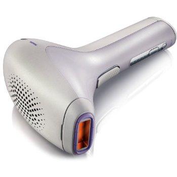 جهاز ليزر منزلي لإزالة الشعر