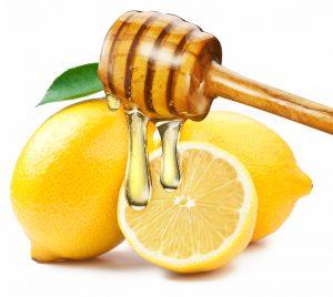 ازالة تجاعيد حول الفم بالعسل و الليمون