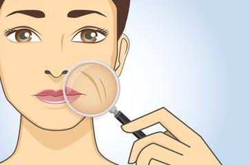 af5a6d642 بالصور تمارين لإزالة تجاعيد الفم نهائيا - جميلة - دليل الليزر المنزلي