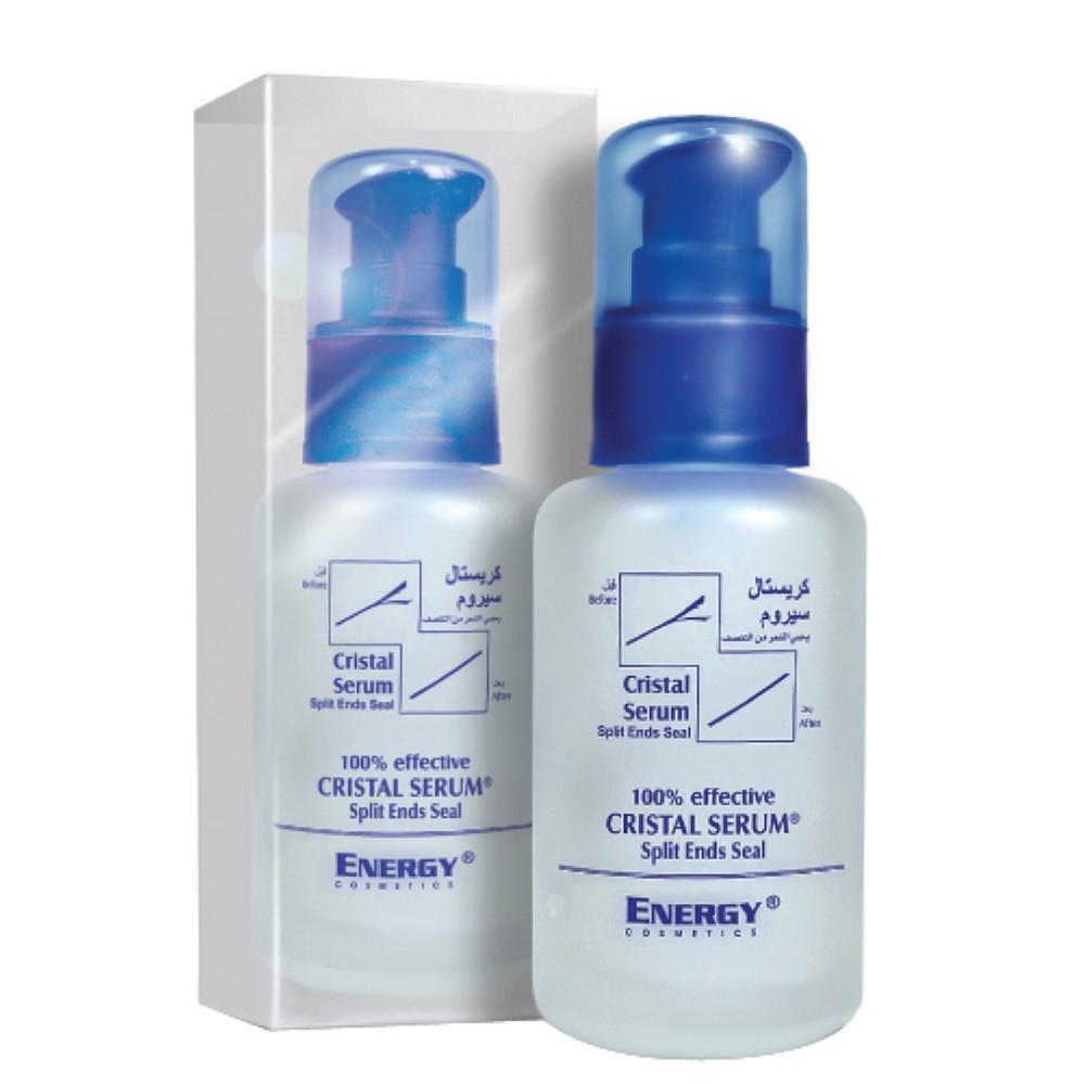 كريستال Energy لحماية الشعر