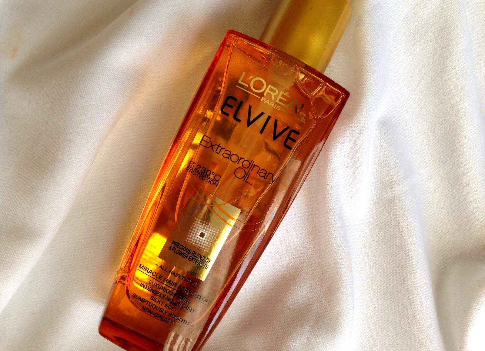 لوريال Elveve لحماية الشعر من الحرارة