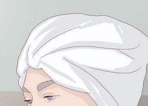 طريقة كوي الشعر