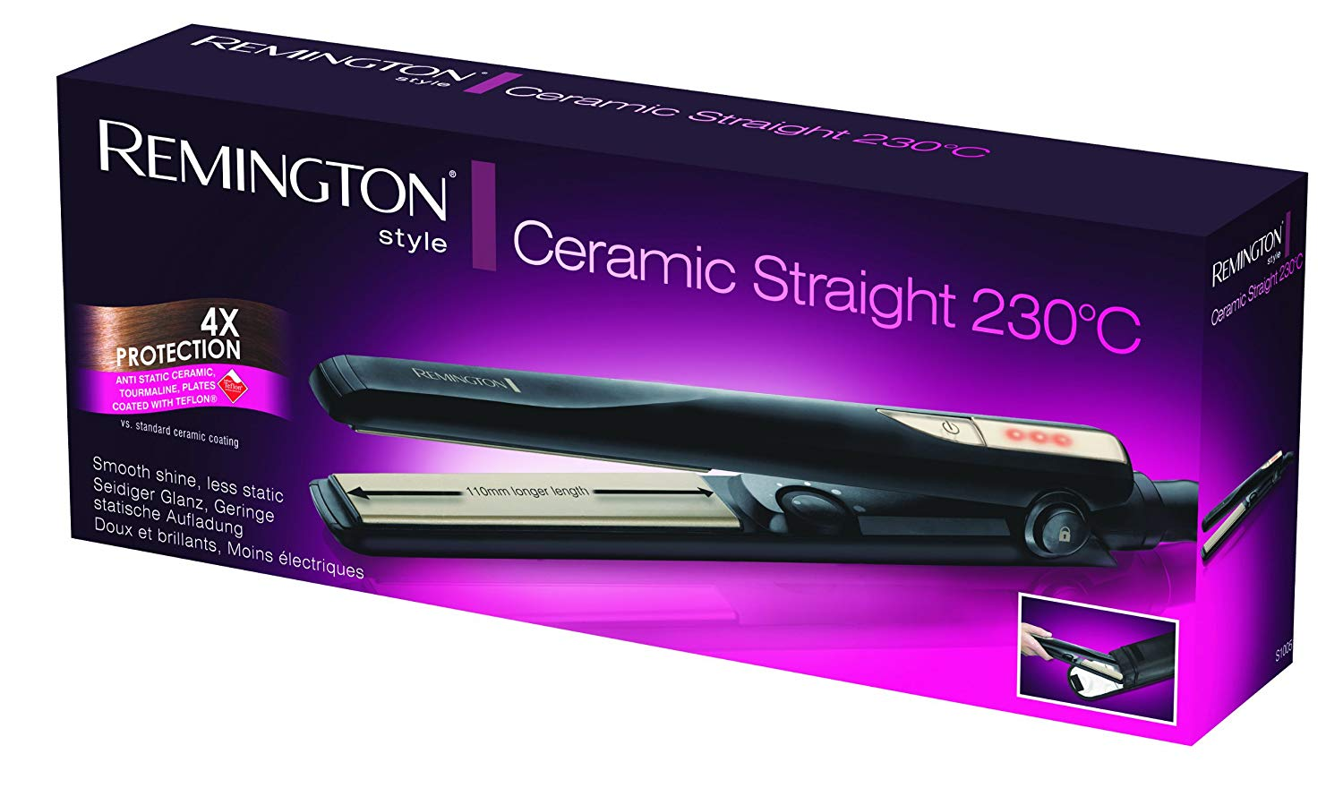 remington Ceramic straight 230 S1005