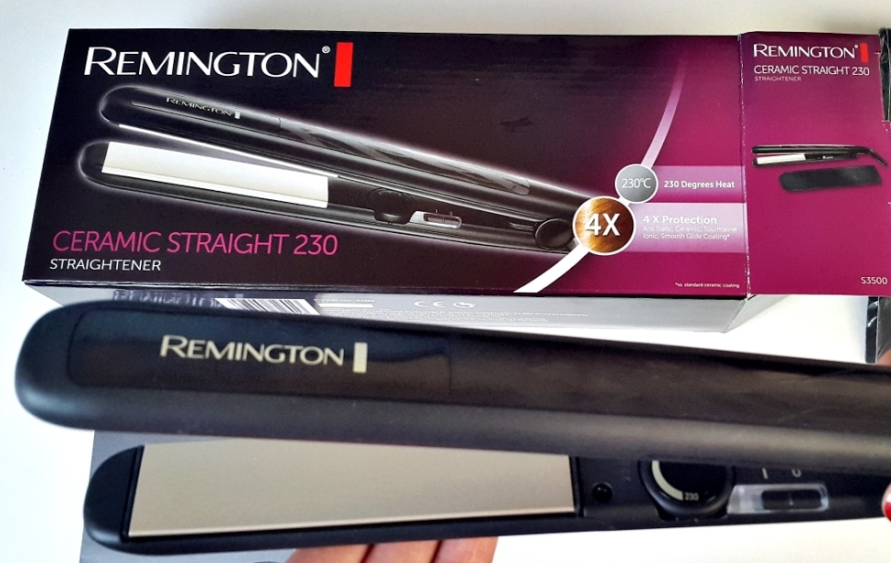 CERAMIC STRAIGHT SLIM 230 STRAIGHTENER S3500