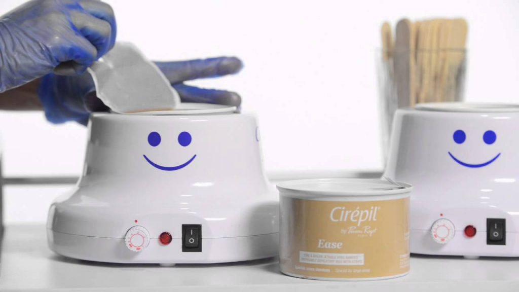 طريقة تنظيف جهاز الشمع و كيفية الحفاظ عليه