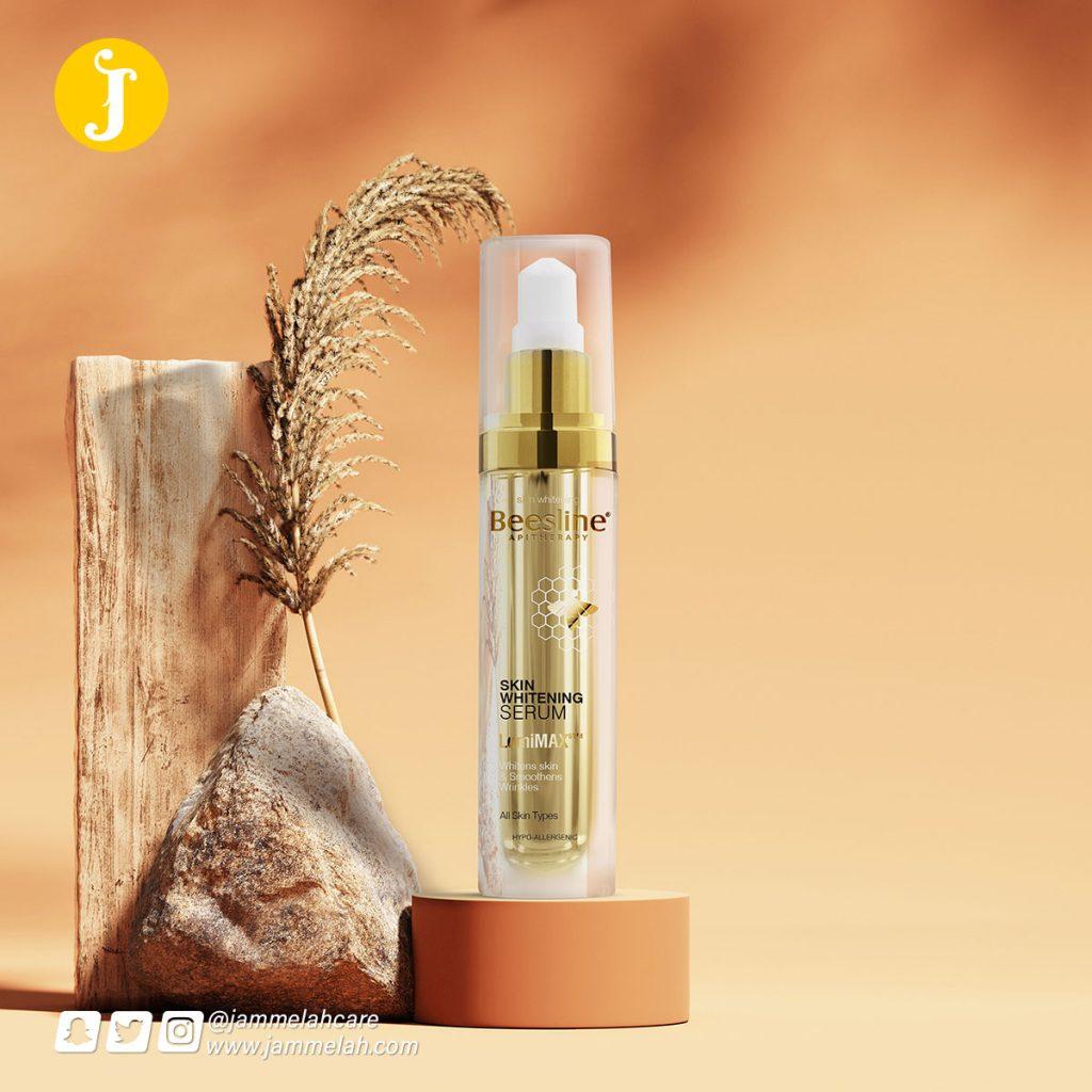 سيروم بيزلين لتفتيح البشرة ريفيو كامل واسعاره Beesline skin whitening serum