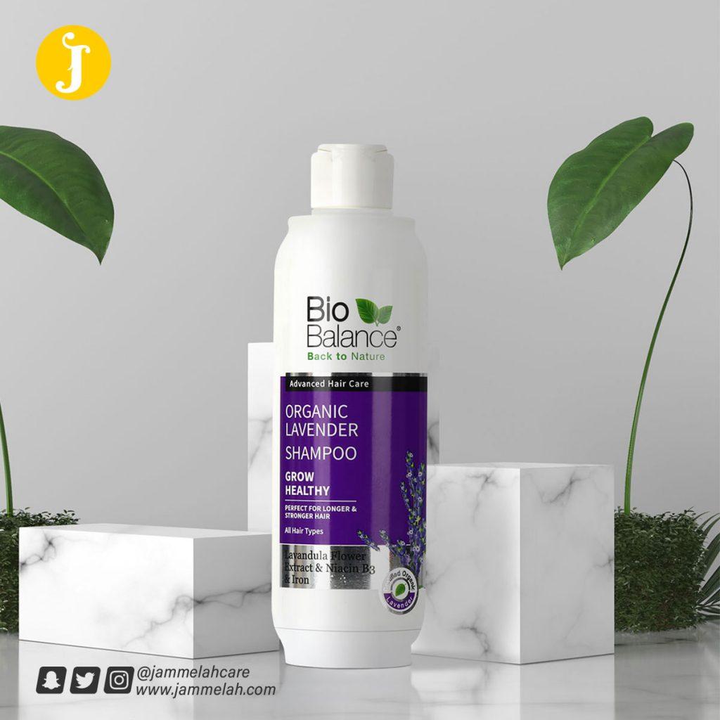 شامبو بيو بالانس بالافندر – ريفيو كامل عنه واسعاره Bio Balance Lavender Shampoo